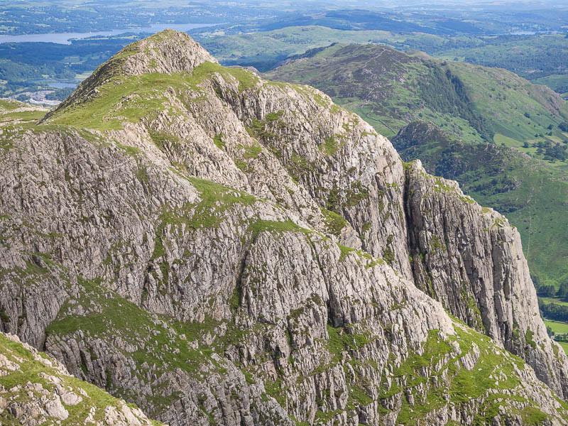 Loft Crag and Gimmer