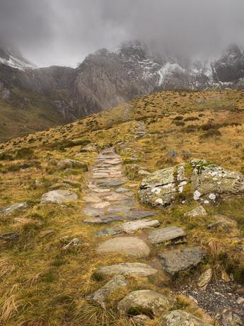 Llyn Idwal Stone Path