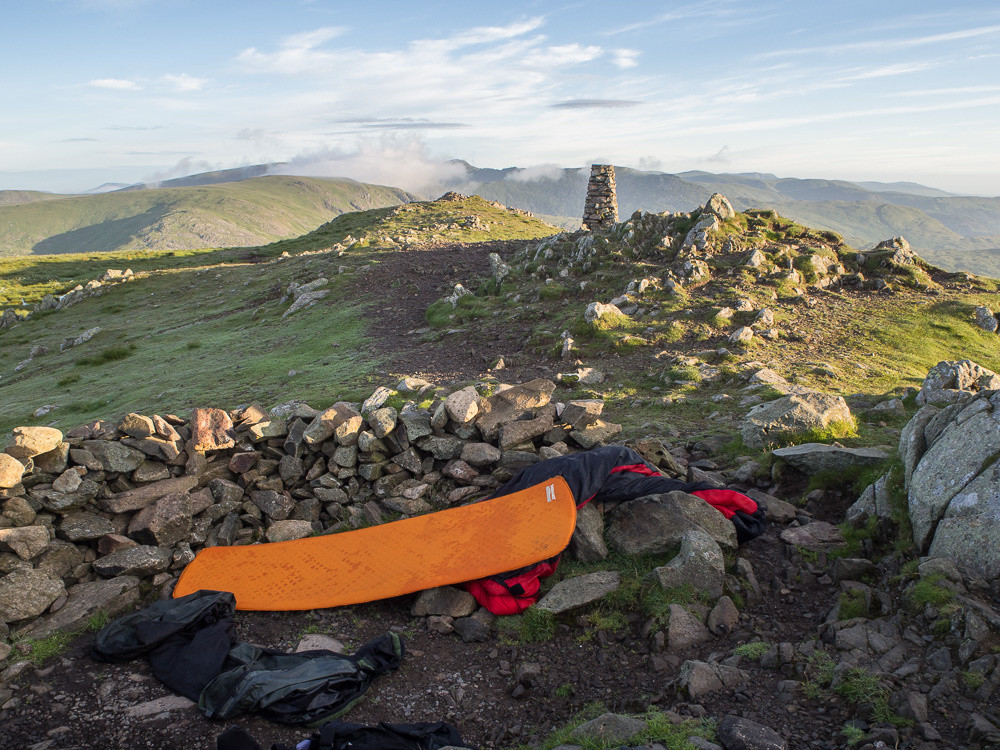 Red Screes Camp