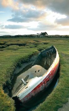 Sunken Boat, Silverdale