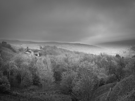 Swaledale – the morning after