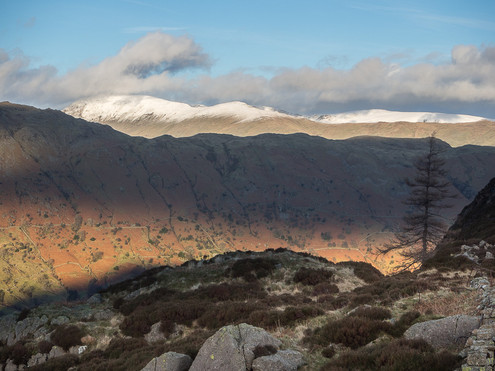 Fairfield from Langdale 2