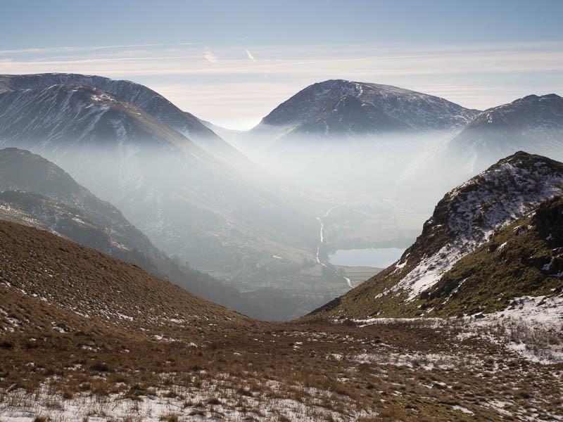 Above the haze