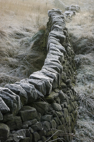 Drystone Wall, Pennines