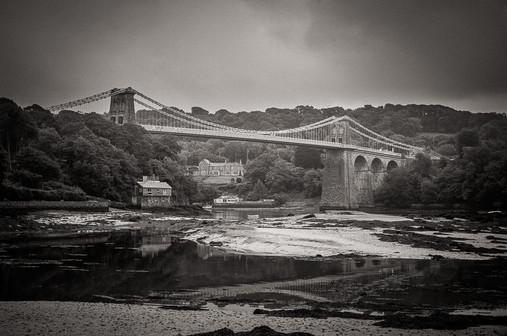 Menai Bridge I