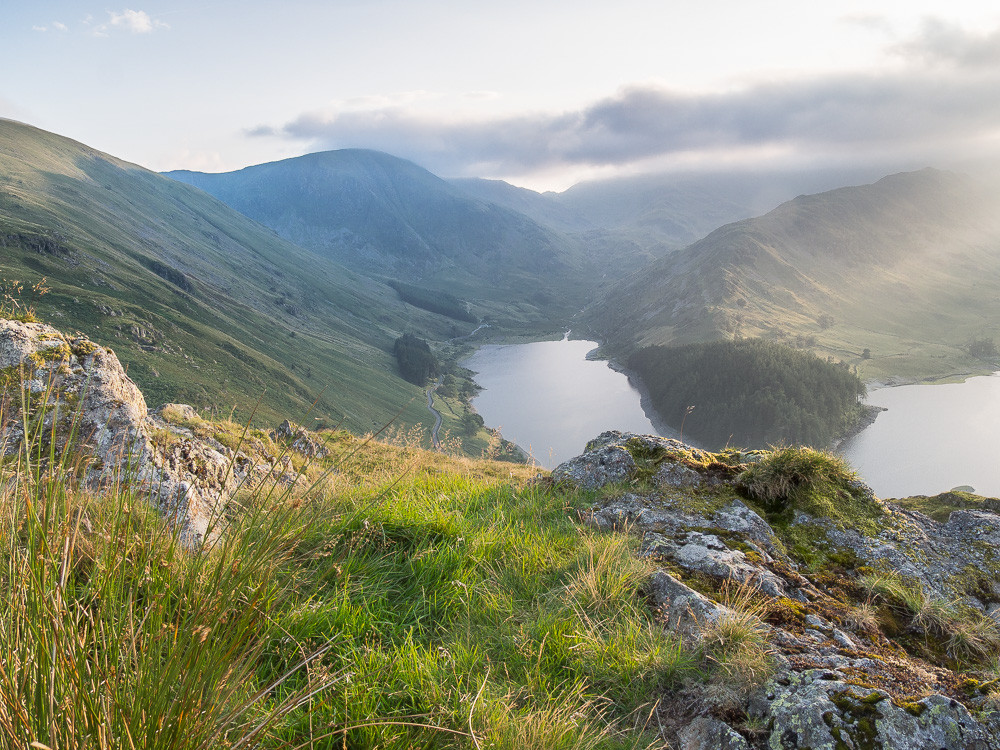 Haweswater from the Old Corpse Road