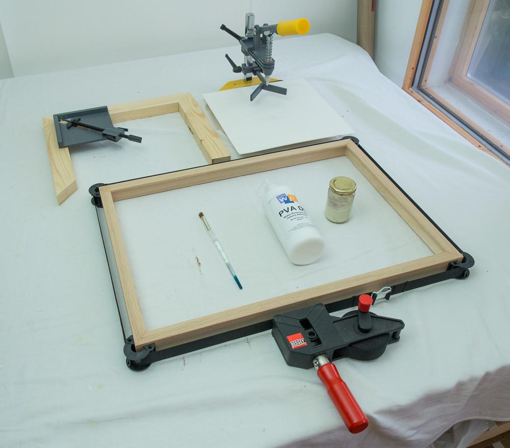 Framers Corner PFK04 and other equipment