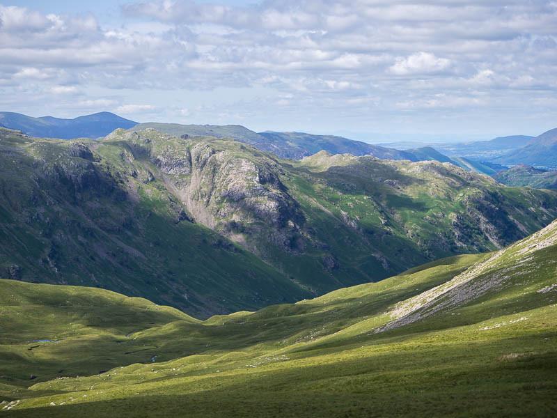 Cam Crag ridge