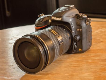 Switch up to Nikon