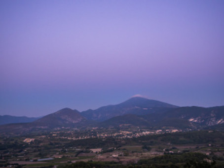 The light of Provence