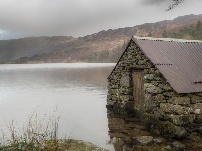 Llyn Gwynant Boat House