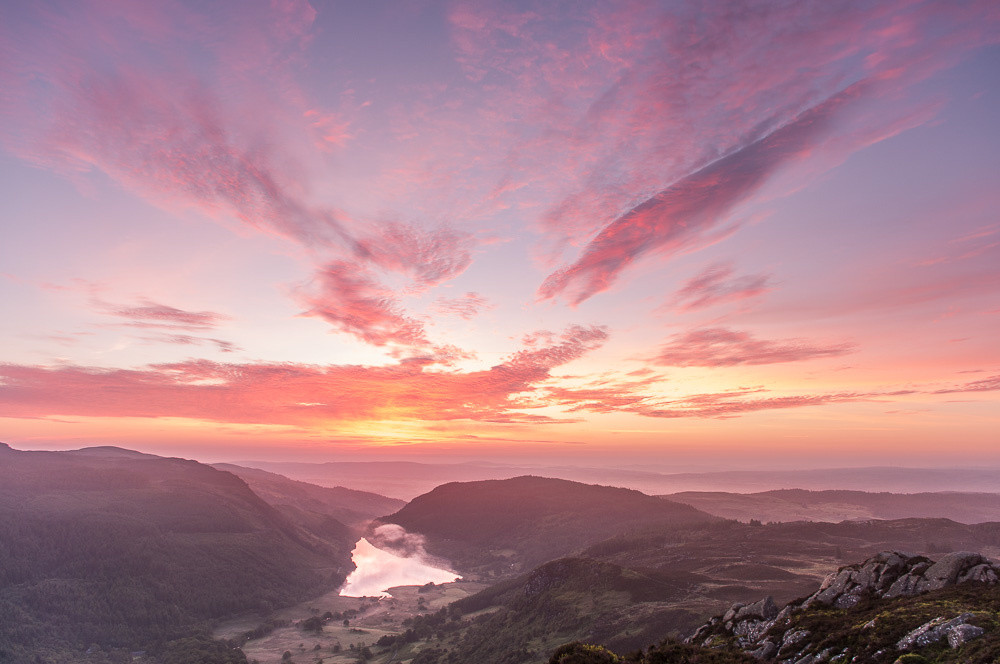 Llyn Crafnant Sunrise