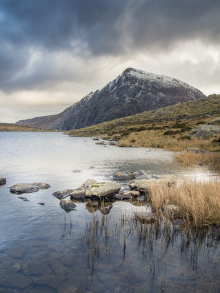 Pen yr Ole Wen from Idwal