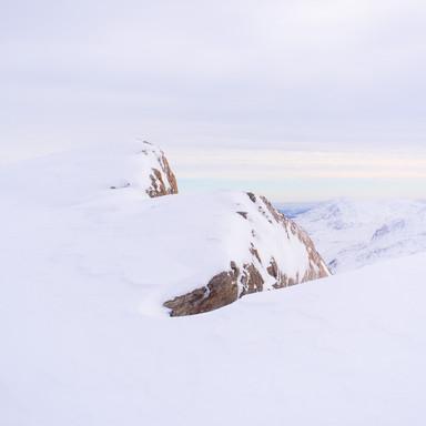 Bowfell Snow Study