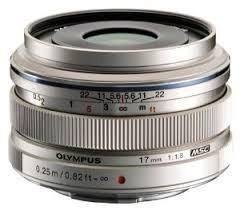 M.Zuiko 17mm f1.8
