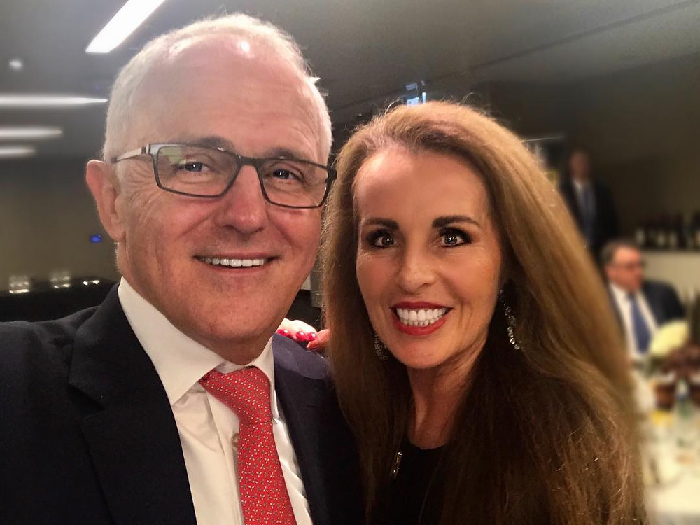 Dianne Laurance Malcolm Turnbull