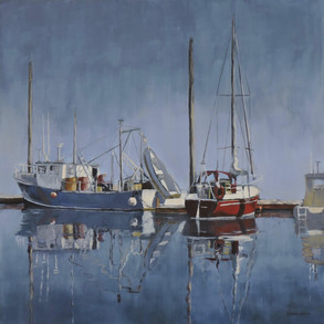 """Isabel Gibson """"By the Dock"""""""