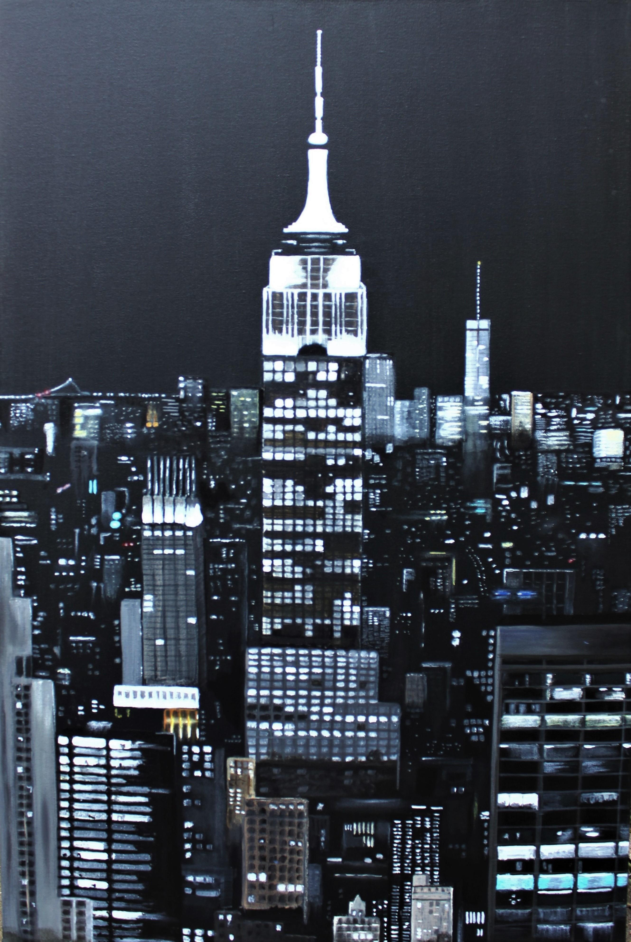 Jackie Versfelt - Evening in New York