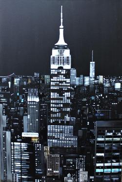Jackie Versfelt - Evening in New York