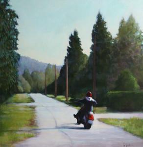 """Gina Rubin """"On the Road"""""""