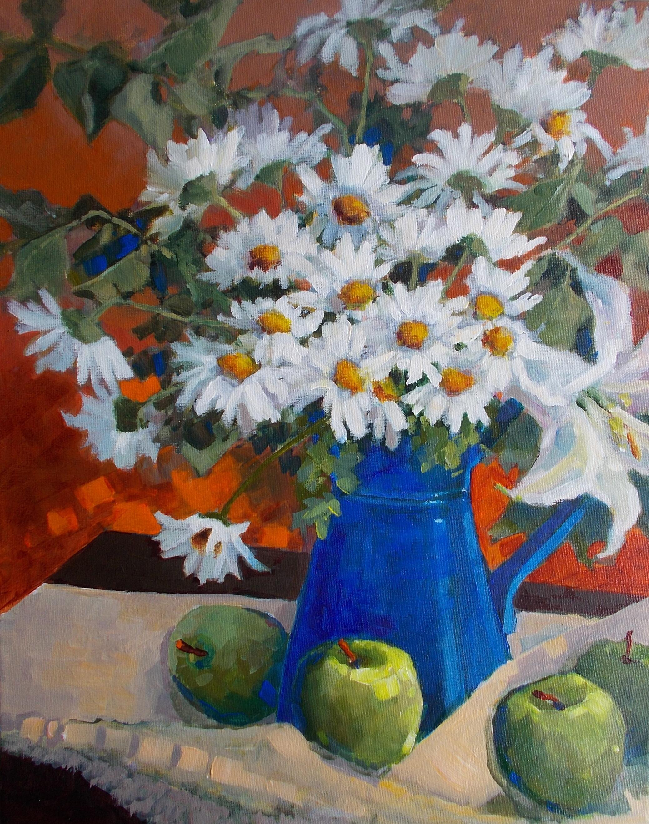 Sharyn Olfert - Daisy Time