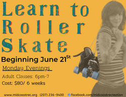 Learn to Roller Skate Adult