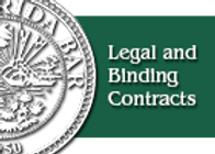 The Florida Bar - Legal-and-Binding-Cont