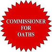 Commissioner for Oaths - England & Wales