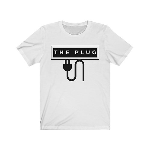 The Plug Jersey Short Sleeve Tee