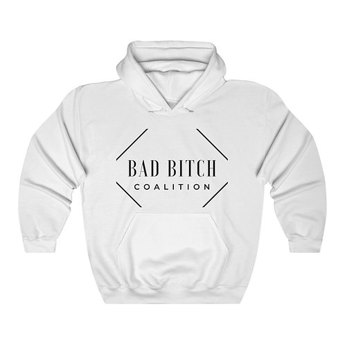 Bad Bitch Coalition Unisex Heavy Blend™ Hooded Sweatshirt