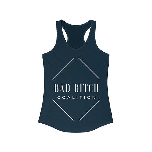 Bad Bitch Coalition Women's Racerback Tank