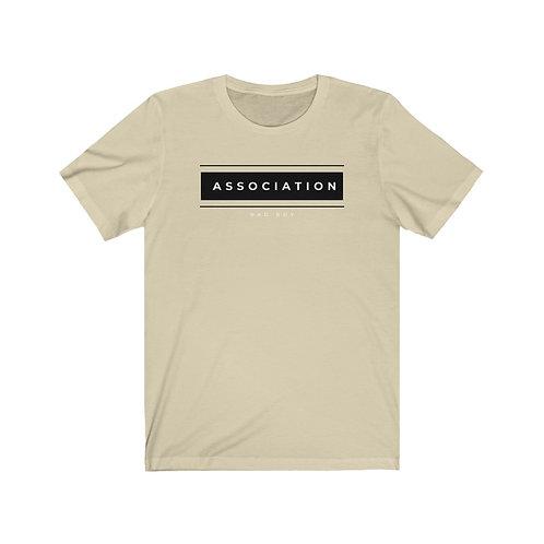 Black Graphic Bad Boy Coalition Unisex Jersey Short Sleeve Tee