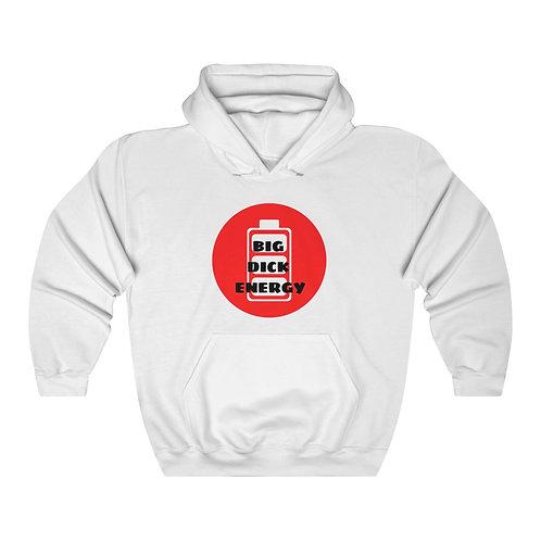 Battery Powered #BDE Hooded Sweatshirt