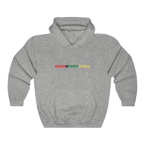 Pan African Good@Everything Hooded Sweatshirt