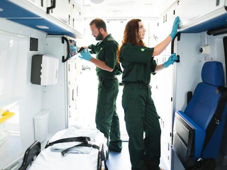 Equipamento de ventilação pulmonar na ambulância pode salvar mais vidas?