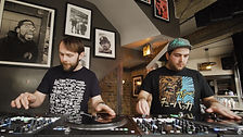 Alex Evans London Videorapher Mr Switch & Jimi Needles Rane 72