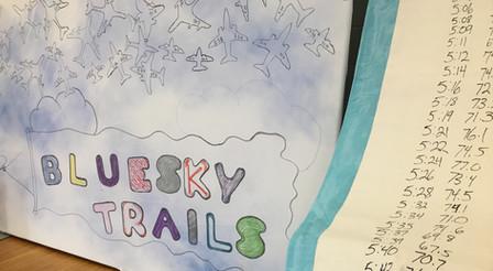 Blue Sky Trails