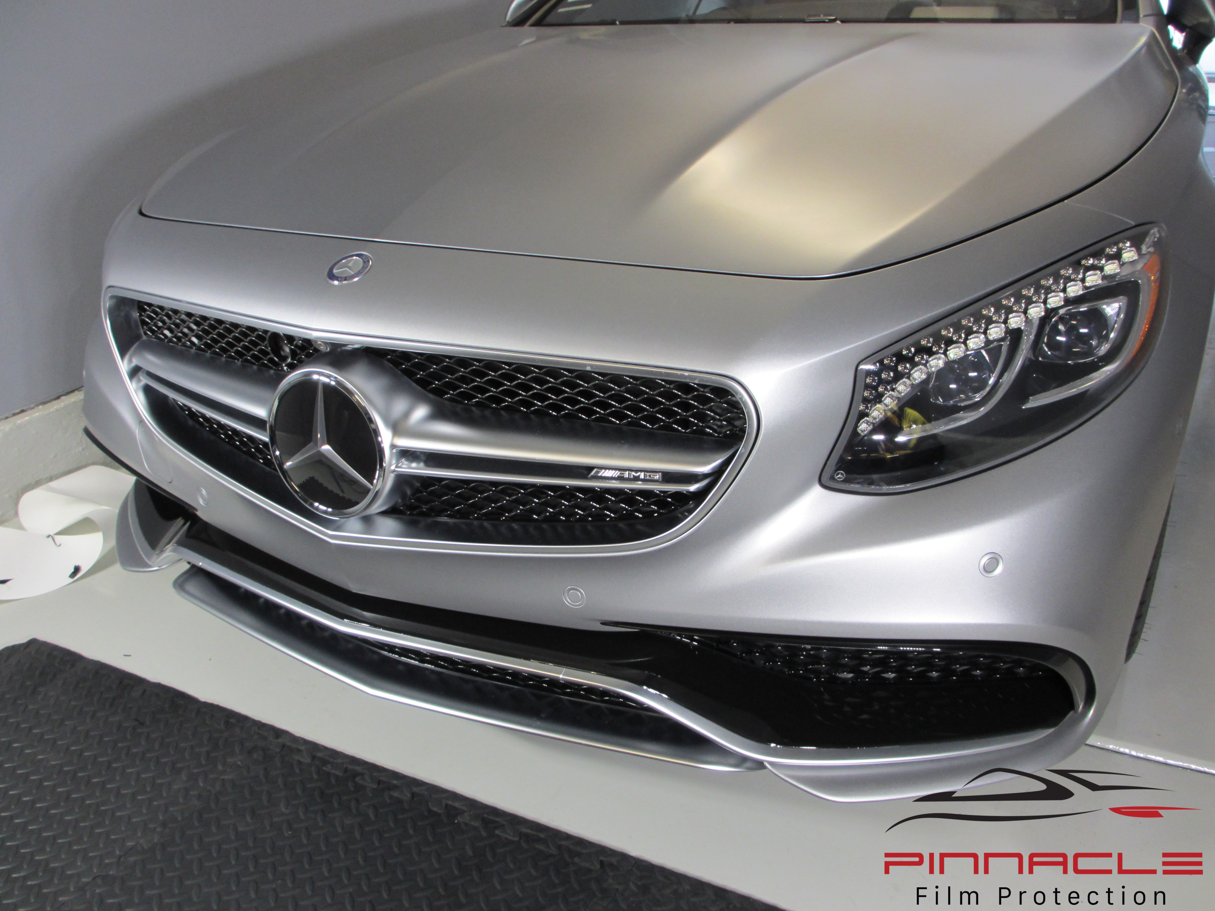 MERCEDES-BENZ S COUPE