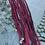 Thumbnail: Dreadlock set Red / Aubergine