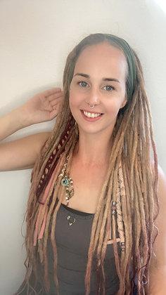 Haarband Basic Kaki