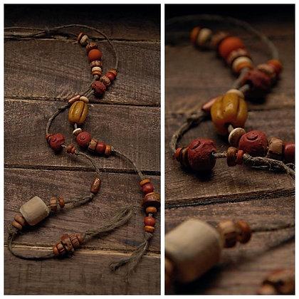 Dreadwrap Autumn Lunahairwraps 36 cm