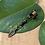 Thumbnail: Dreadlock Bead veertje blue