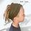 Thumbnail: Haarband Basic Kaki
