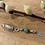 Thumbnail: Dreadlock bead feather silver