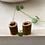 Thumbnail: Dreadlocks beads leer 2 stuks