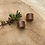 Thumbnail: Dreadlock beads leer 2 stuks