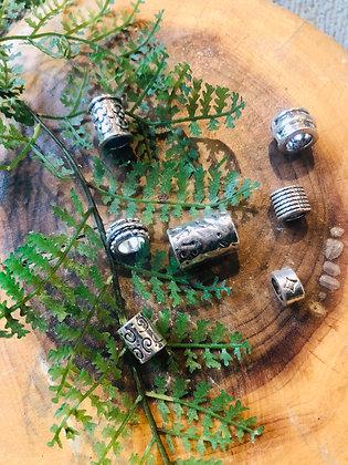 Setje dreadlock beads 7 stuks