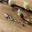 Thumbnail: Dreadlock bead silver line