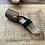 Thumbnail: dreadlock bead hout&bergkristal zwart