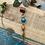 Thumbnail: Dreadlock bead aan leren hanger Tand